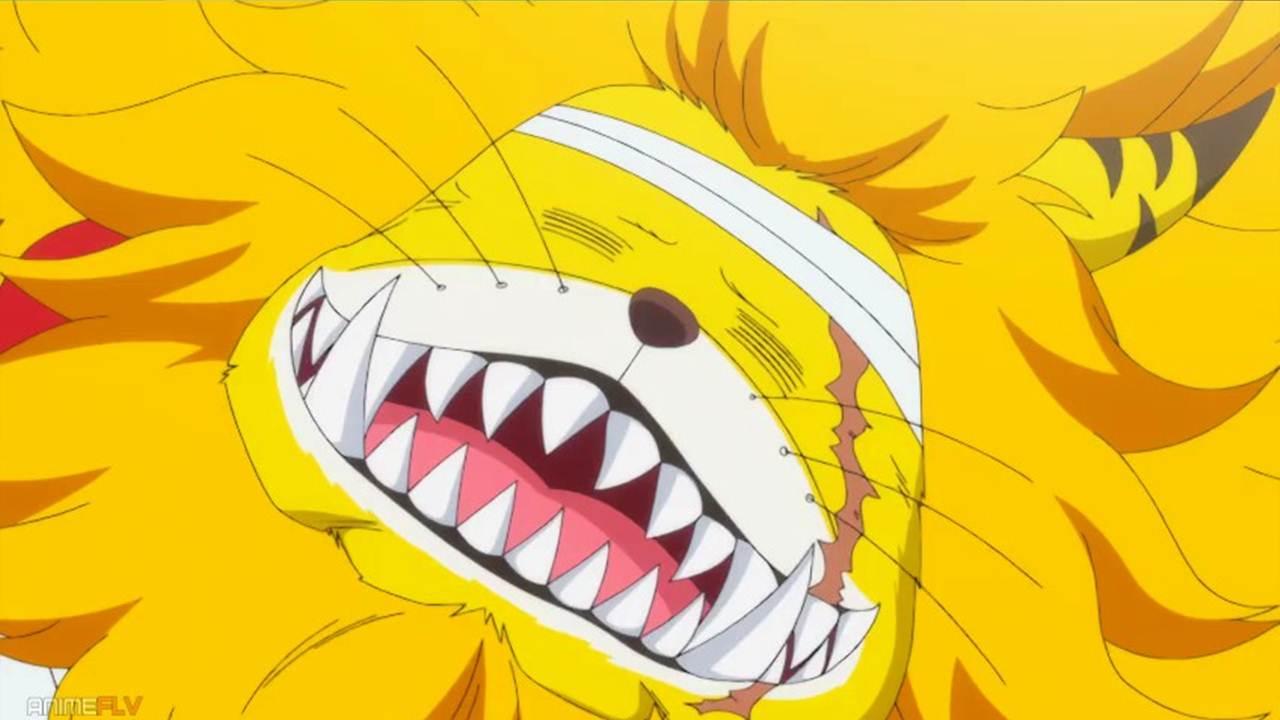 One Piece Anime cap 765 sub español