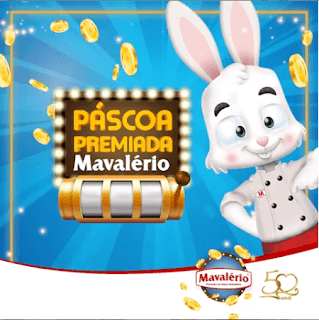 Páscoa Premiada Mavalério. Mavalério,  50 anos e 150 mil reais para você! #Mavalério #PáscoaMavalério #DocesMomentos #chocolate #Páscoa #receitas