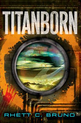 ARC Review: Titanborn by Rhett C. Bruno