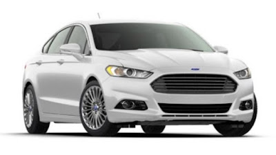 Ford fusion Specs