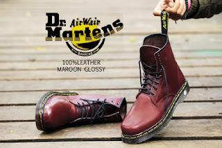 Sepatu Dr. Martens murah