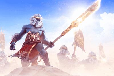 Phantom Lancer - Vengeance of The Sunwarrior
