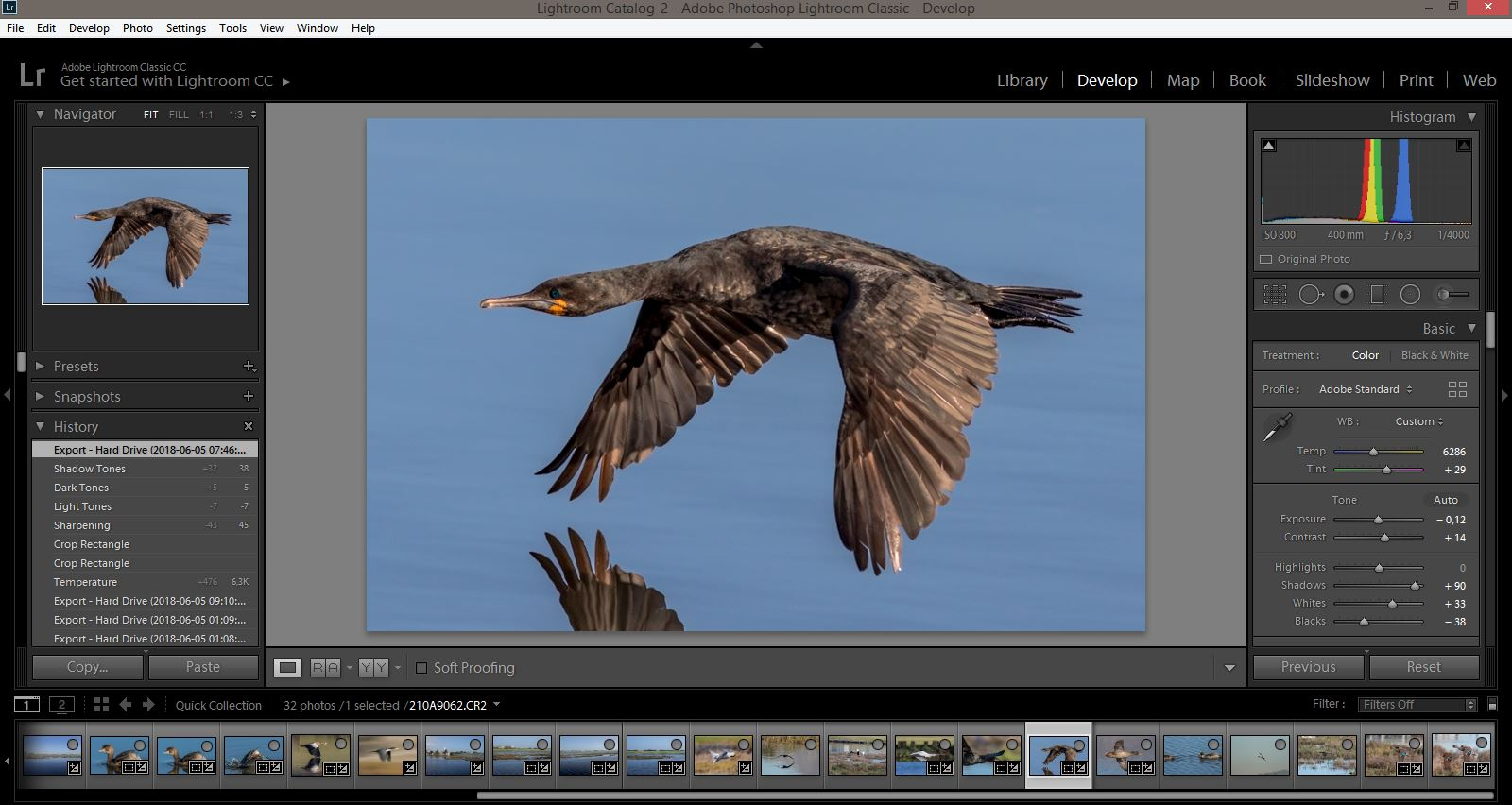 Vernon Chalmers Photography: Upgrading from Photoshop