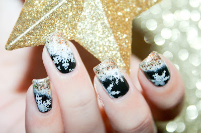 New year's Eve Nail Art