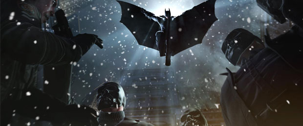 Batman: Arkham Origins SDCC 2013 trailer