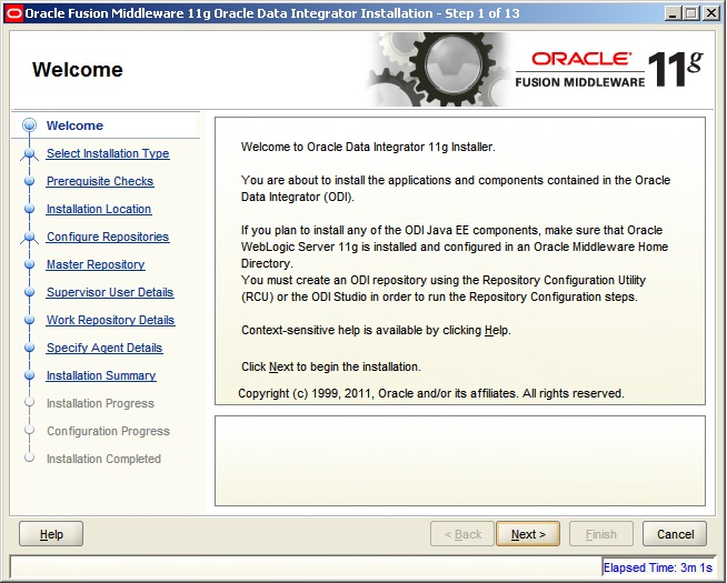 oracle hyperion 11.1.1.3 software