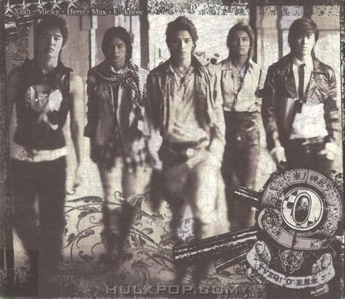 "TVXQ – ""O""-正.反.合. – The 3rd Album (ITUNES PLUS AAC M4A)"