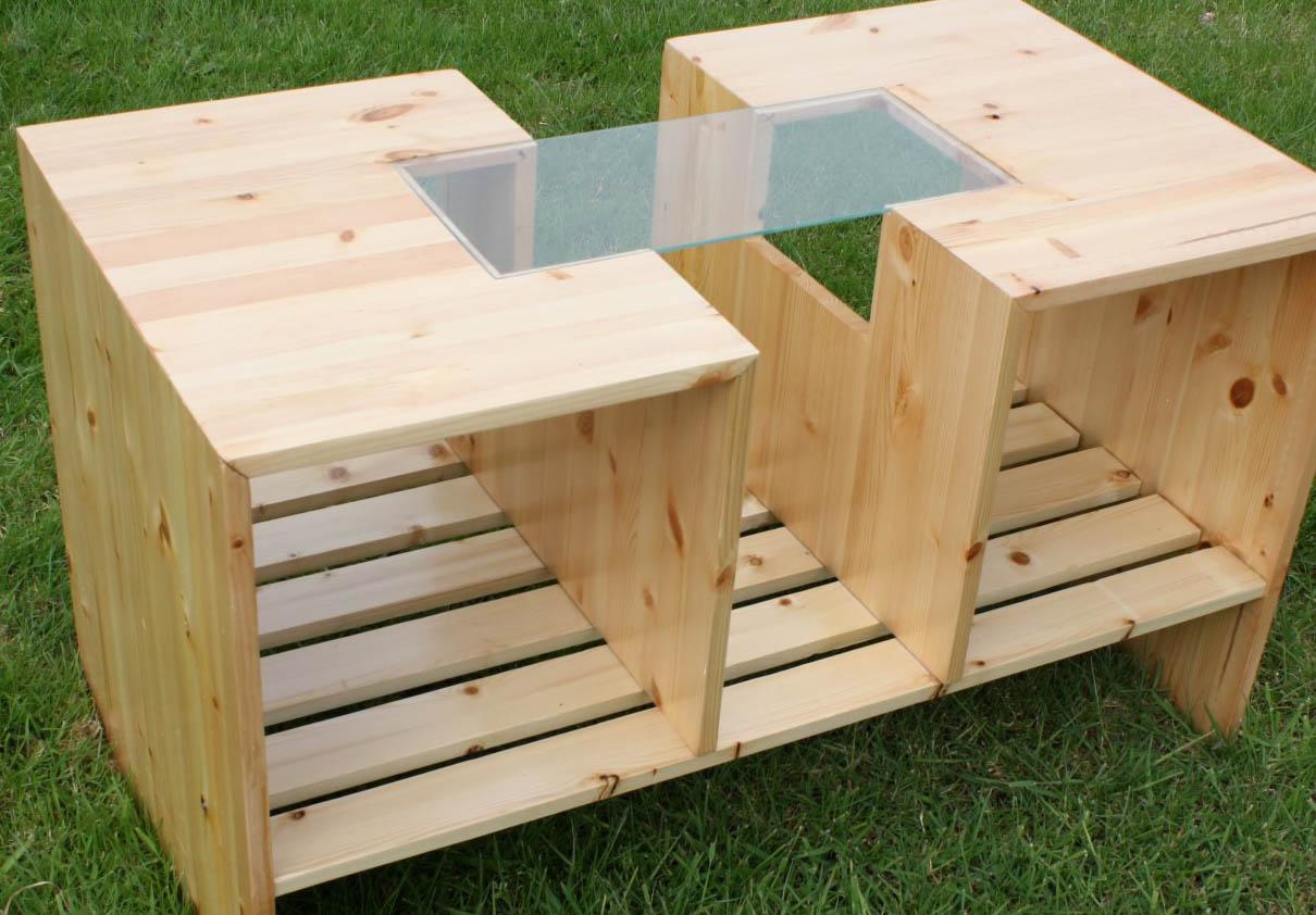 Desain Meja Kursi Dari Kayu Palet Furniture Dari Jati Belanda