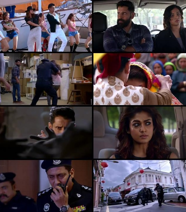 Iru Mugan 2016 Tamil HDRip 720p Download
