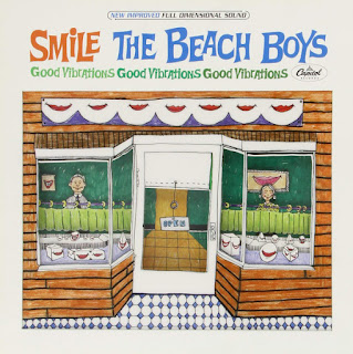The Beach Boys, Smile Sessions