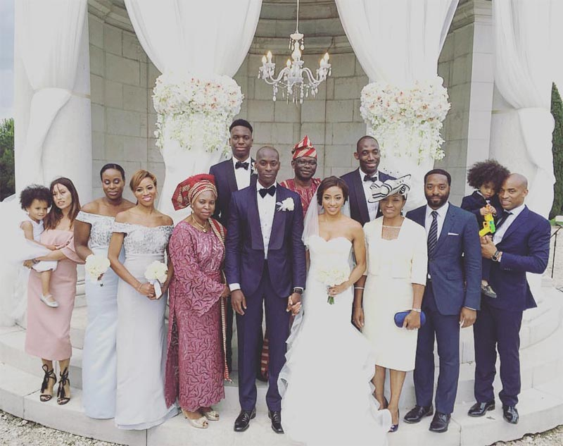 Check out the adorable wedding pictures of Mr and Mrs Arogundade in Croatia