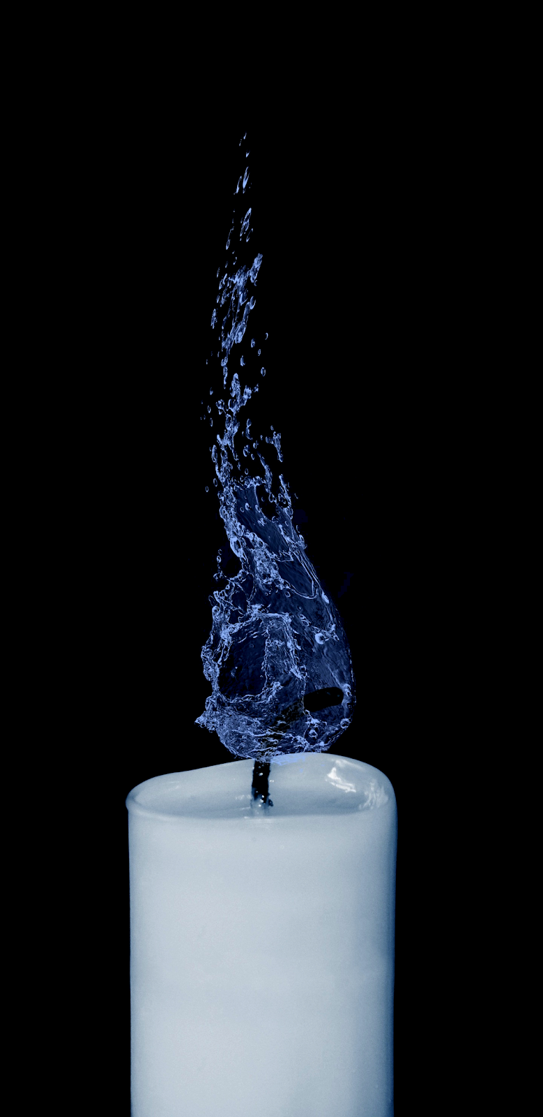 Cold Flame AMOLED