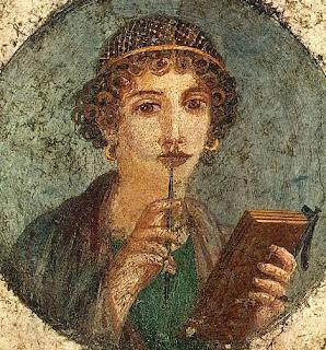 Сафо (Сапфо), древнегреческая поэтесса (VII-VI вв. д.н.э.