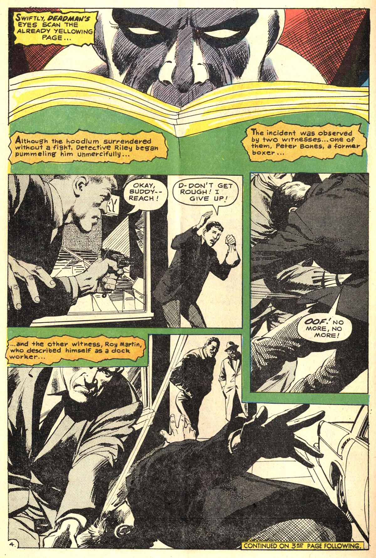 Strange Adventures (1950) issue 210 - Page 6