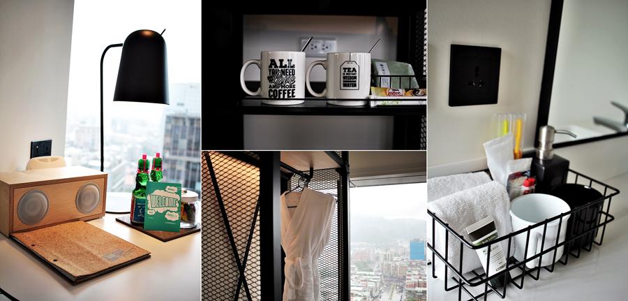 hotel modern amba taipei