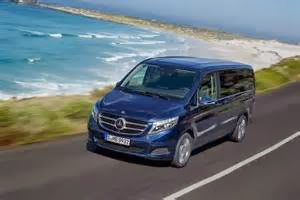 New Mercedes-Benz V-Class Sebagai Super Luxury MPV