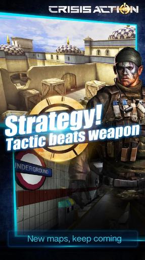 Crisis Action-FPS eSports Mod Apk