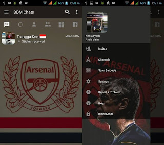 BBM Mod The Gunners