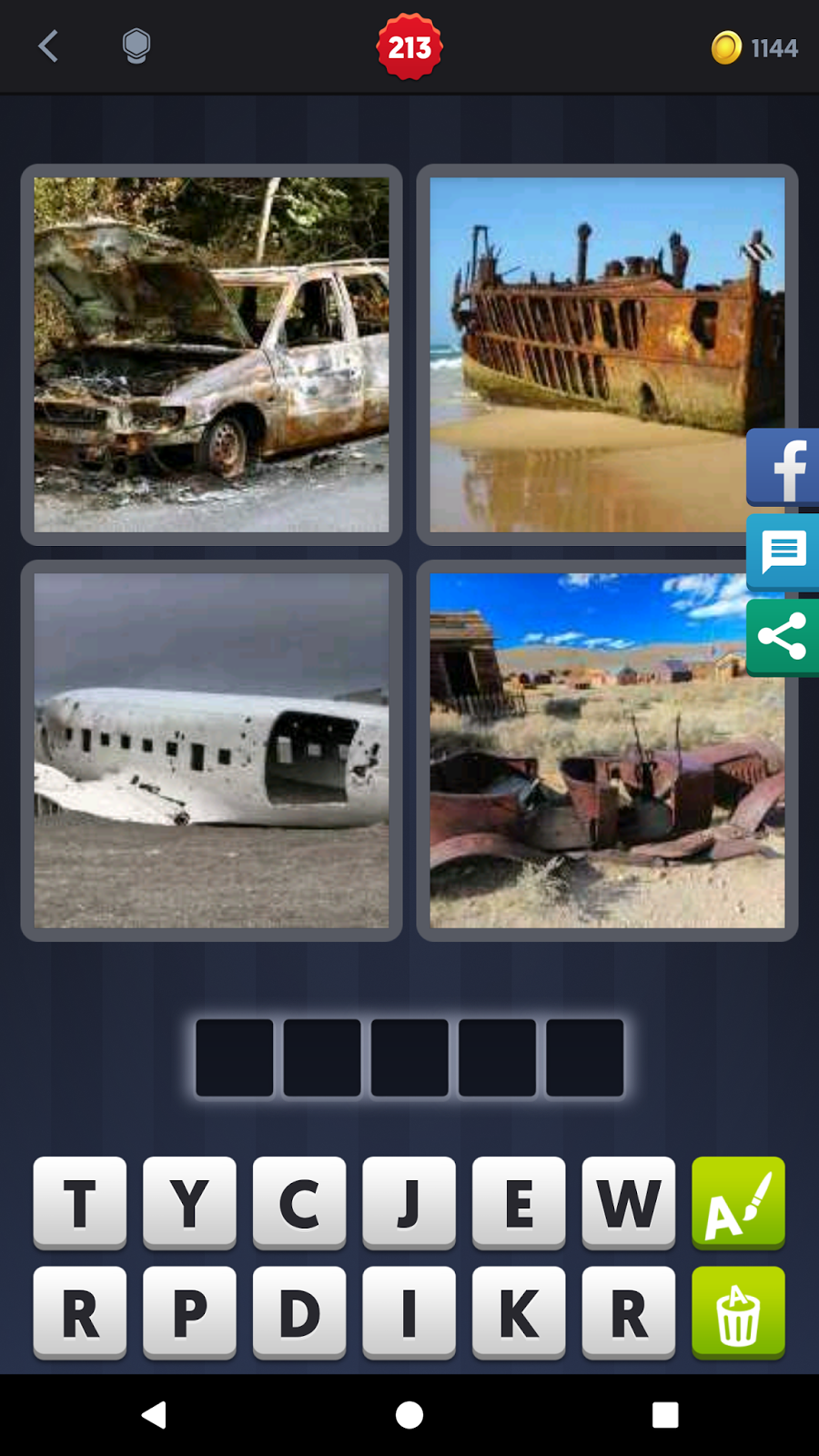 5 Letter Word Answers In 4 Pics Whats The Word Answers 5 Letter