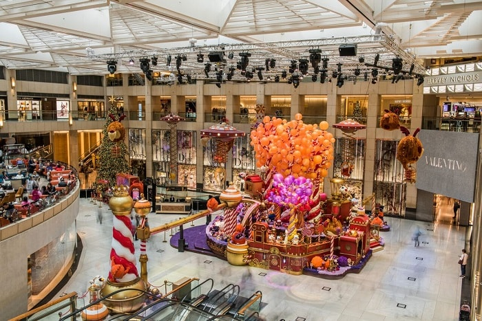 Landmark Atrium Hong Kong, Hong Kong travel, Christmas 2018, events, attractions in Hong Kong, shopping in Hong Kong,