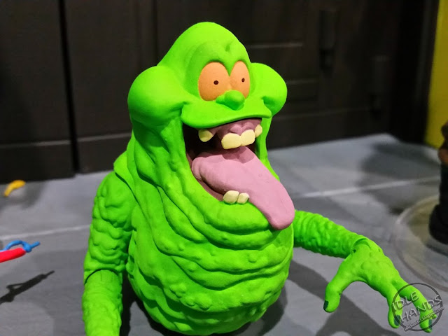 Diamond Select Real Ghostbusters Cartoon 7 inch action figures Slimer