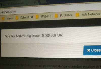 voucher bitcoin indodax