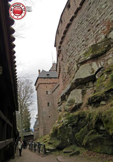 Haut Koenigsbourg, Alsacia