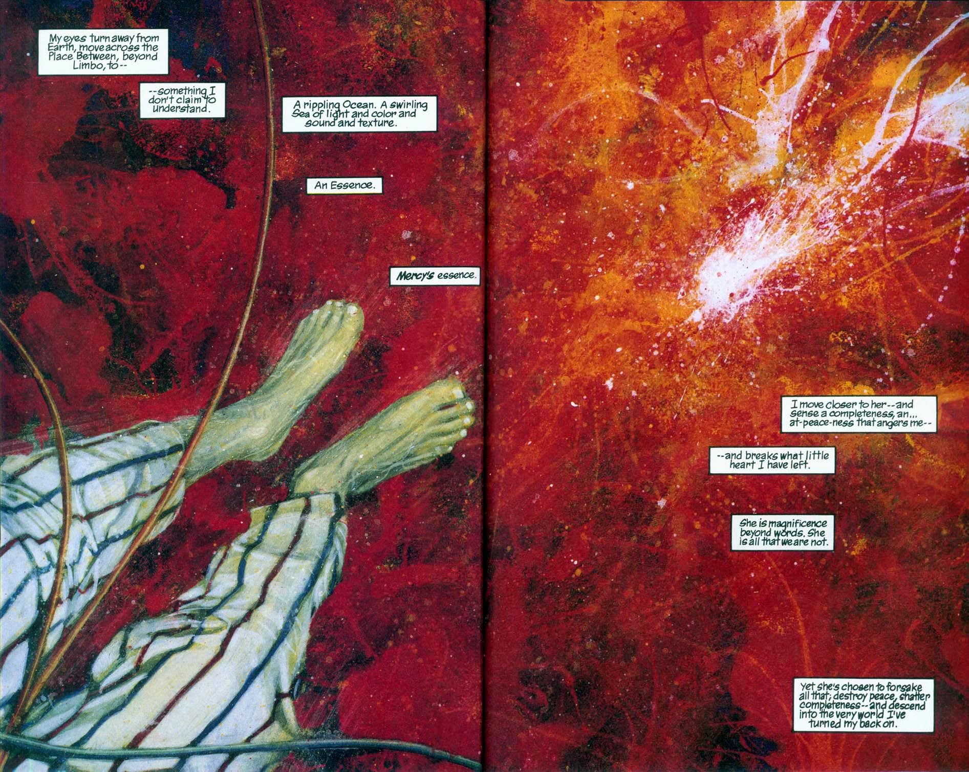 Read online Mercy comic -  Issue # Full - 14
