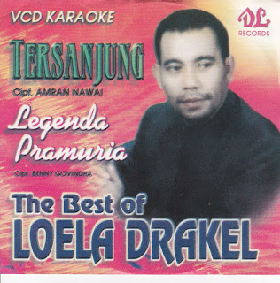 Loela Drakel - Kumenanti ( Karaoke )