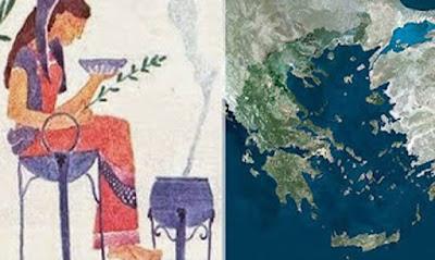 ΑΝΑΤΡΙΧΙΛΑ - Και όμως: ΔΕΙΤΕ τι είχε πει η Πυθία για το ΜΕΛΛΟΝ της Ελλάδας...