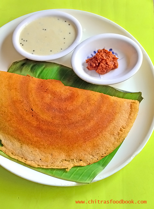 Toor dal dosa