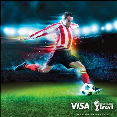 Visa Financial Football Malaysia 2014, Visa Financial Football, 2014 FIFA World Cup, Visa, Football, World Cup