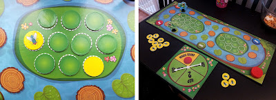 children board game, The Hungry Frogs Magic Sound Board Game, children game