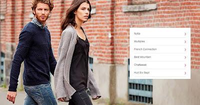 ropa barata de 6 marcas para mujer y hombre oferta de abril