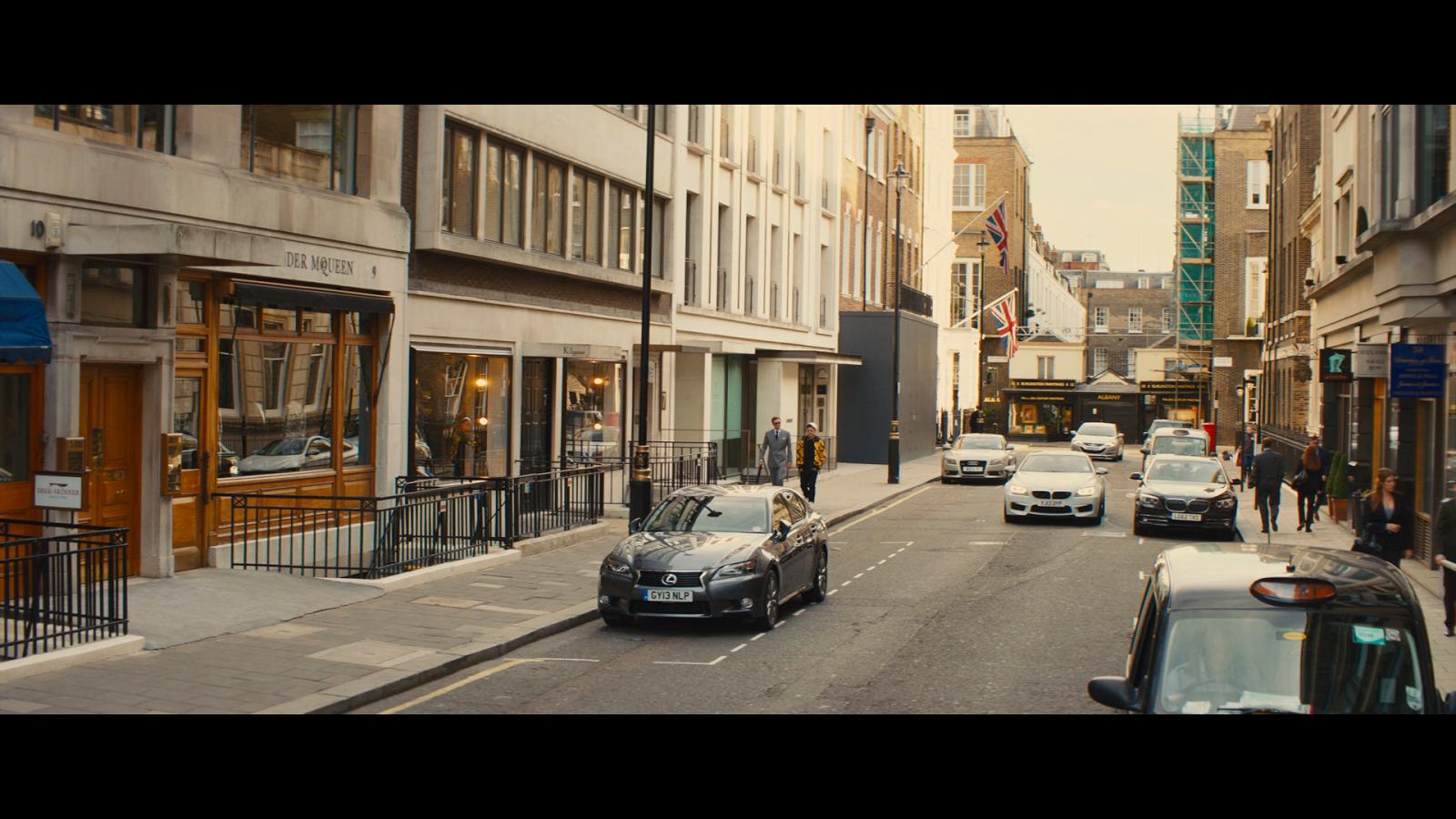 Kingsman El Servicio Secreto (2015) 1080p BD25 1