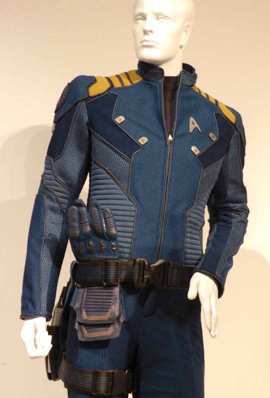 Star Trek Beyond Starfleet Survival Suit costume detail