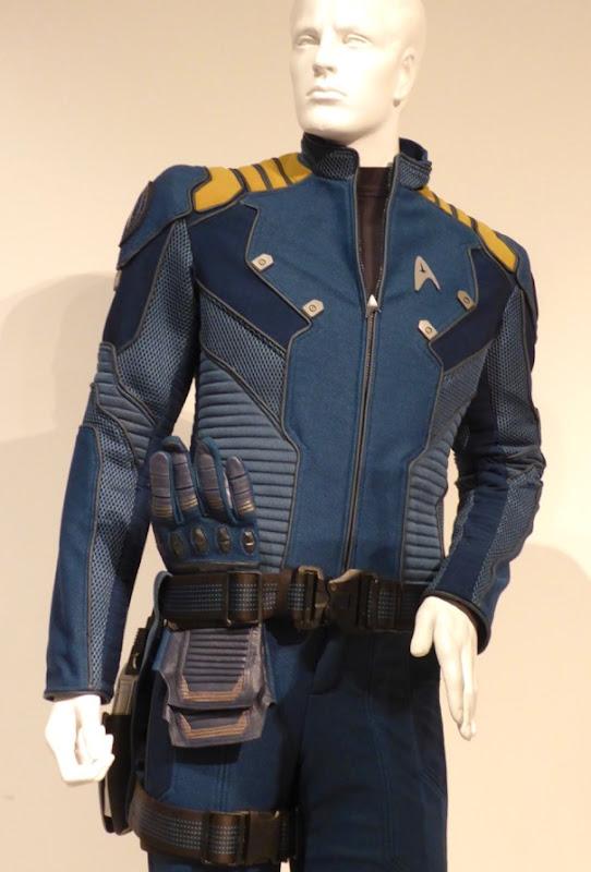 Star Trek Beyond Starfleet Survival Suit costume detail