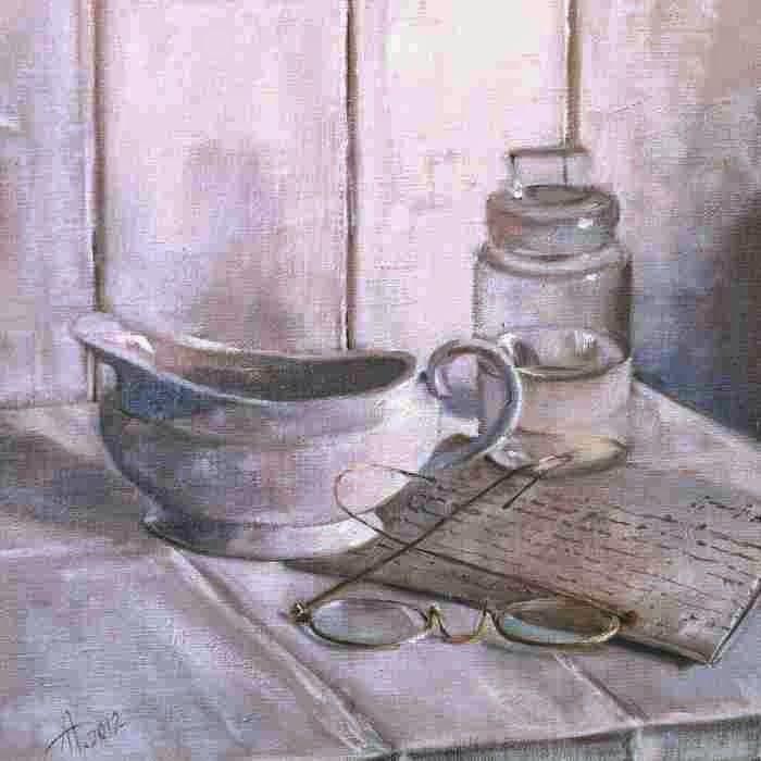 Я рисую жизнь. Anna Tikhomirova