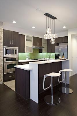 tips penyusunan kitchen set yang baik dan benar
