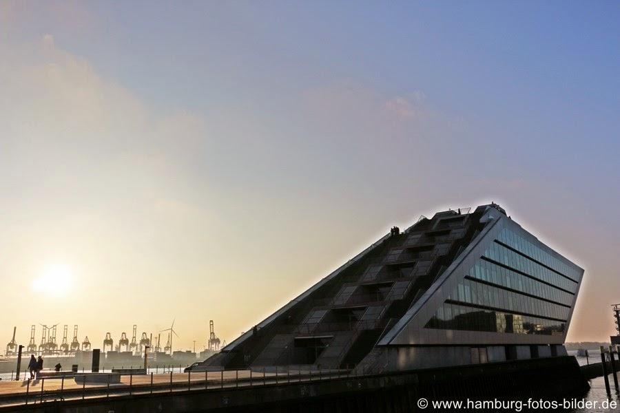 Dockland Hamburg Panorama