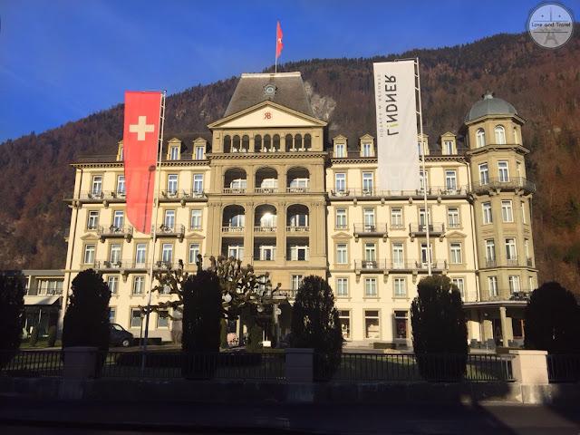 Lindner Grand Hotel Beau Rivage Interlaken Suiça
