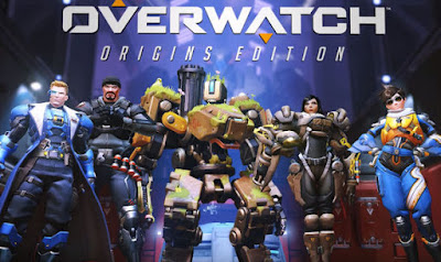 Overwatch Download Free PC Game