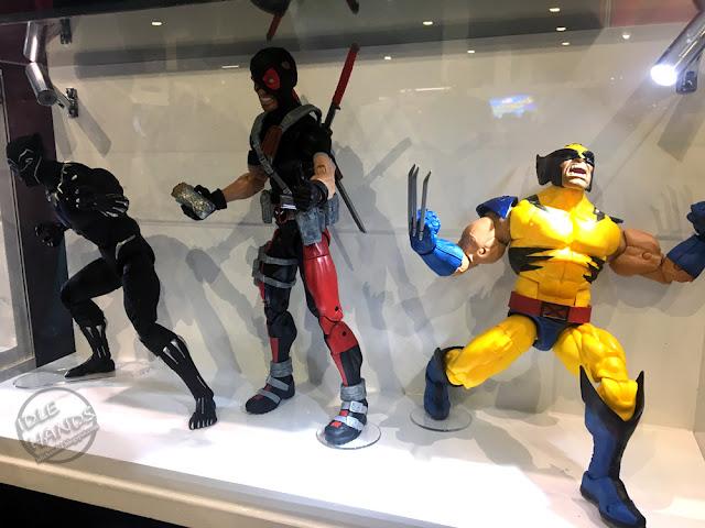 Hascon 2017 Hasbro Marvel Legends Action Figures 12 inch