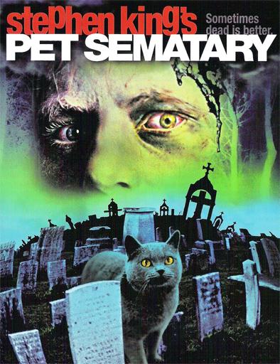 Ver Cementerio de mascotas [DVDRip] [Latino] Online