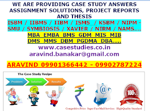 CASE STUDY ANSWERS: Marketing Management Multiple choices: 1  It is