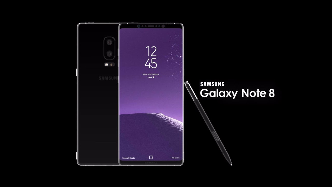 23 Note 8 August Present Galaxy On Samsung Will