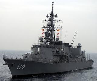 JS Takanami DD-110