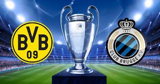 مشاهدة مباراة بوروسيا دورتموند وكلوب بروج بث مباشر بتاريخ 28-11-2018 دوري أبطال أوروبا
