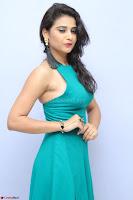 Priya Singh in a sleeveless Green Gown at Manasainodu music launch 011.08.2017 ~ Exclusive Celebrity Galleries 041.JPG