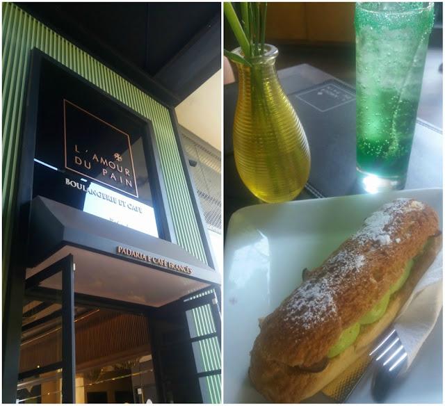 Onde comer em Brasília -  L´Amour du Pain